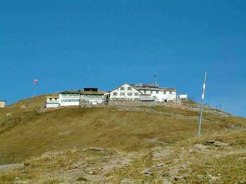 Berghotel Faulhorn...