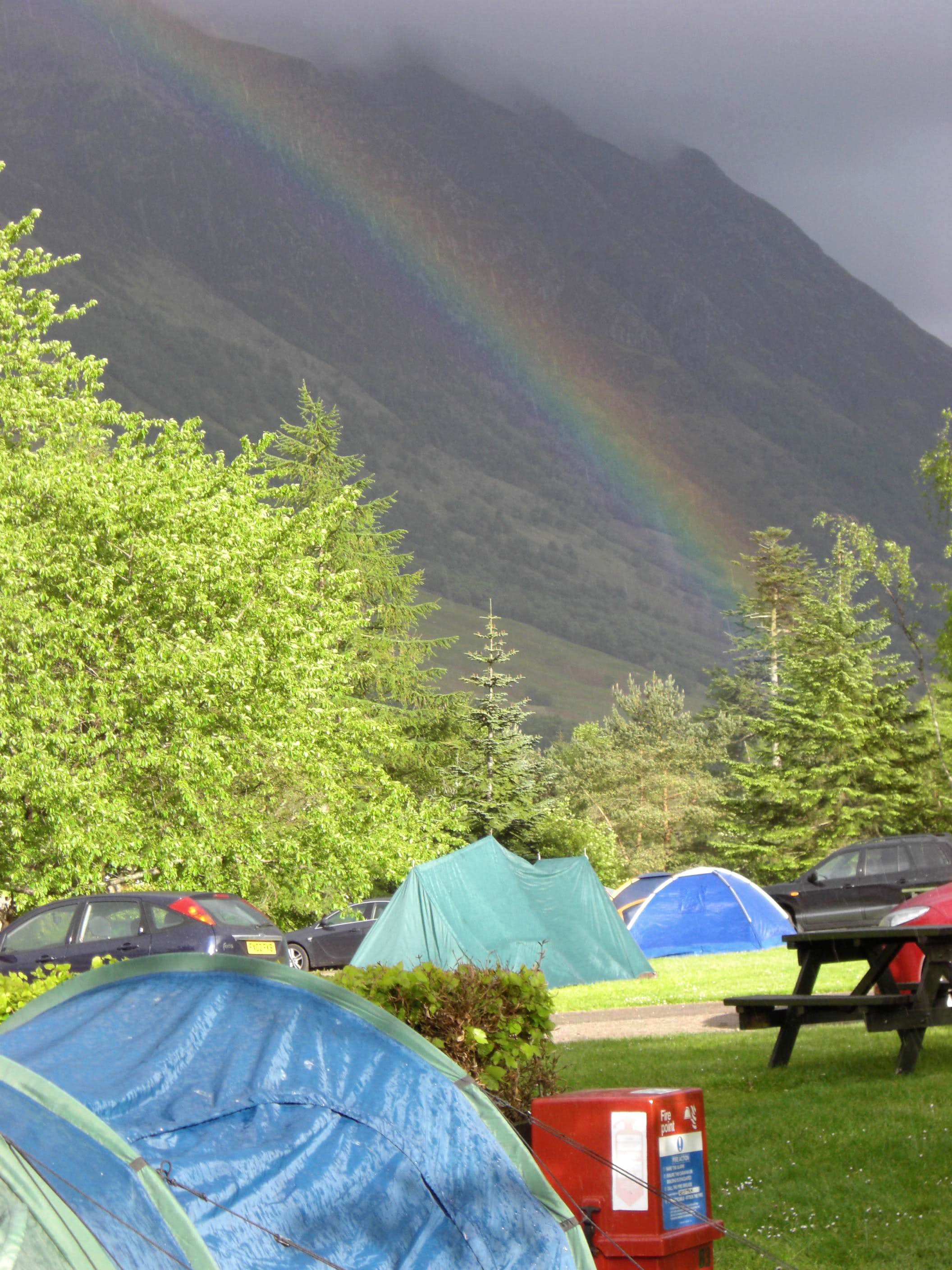 2011 - Fort William base camp