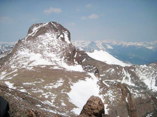 Longs from Meeker's Summit