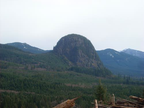 Bald Mountain from Walker Valley