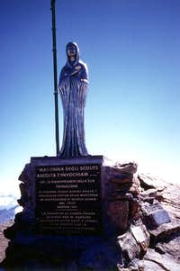 MONTE EMILIUS Virgin s Mary New Statue