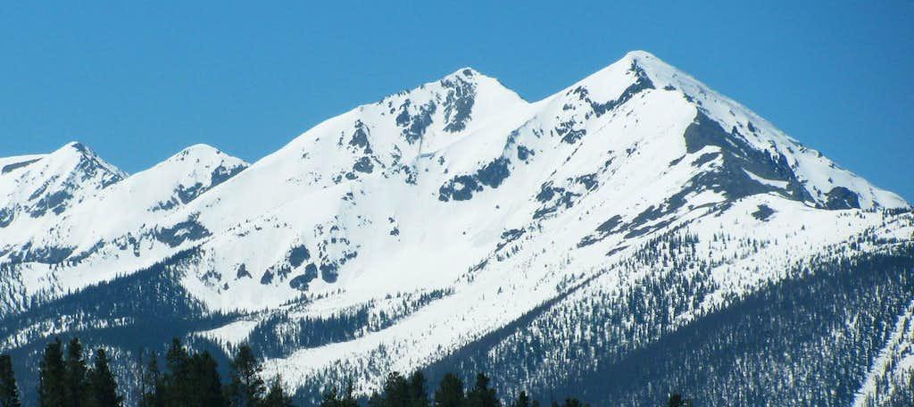 Tenmile Mountains