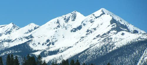 Tenmile Mountains