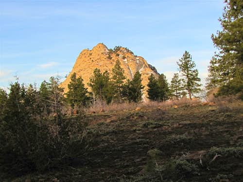 Pine Valley Peak