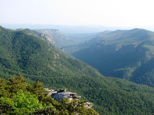 Hawksbill Mountain via Devil's Hole