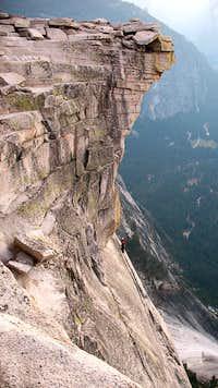 Half Dome Climbers