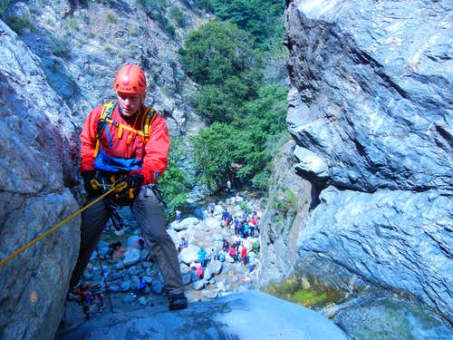 Audience for Rappel