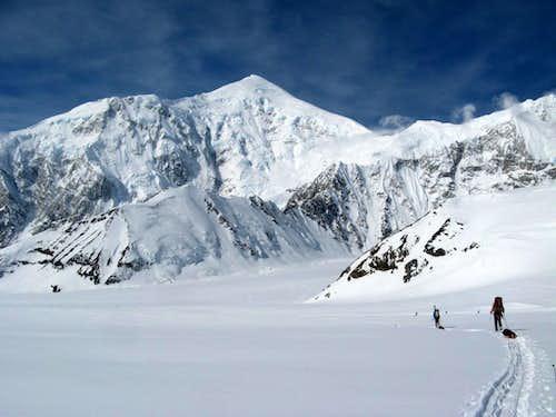 Mt. Foraker - Sultana Ridge