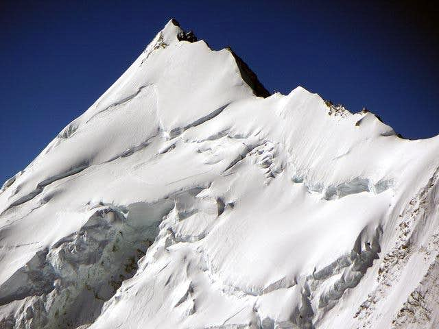 A real dream: the Weisshorn...