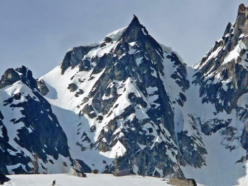 Sharp Point on Colchuck
