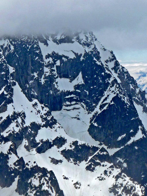 Mount Stuart's North Face
