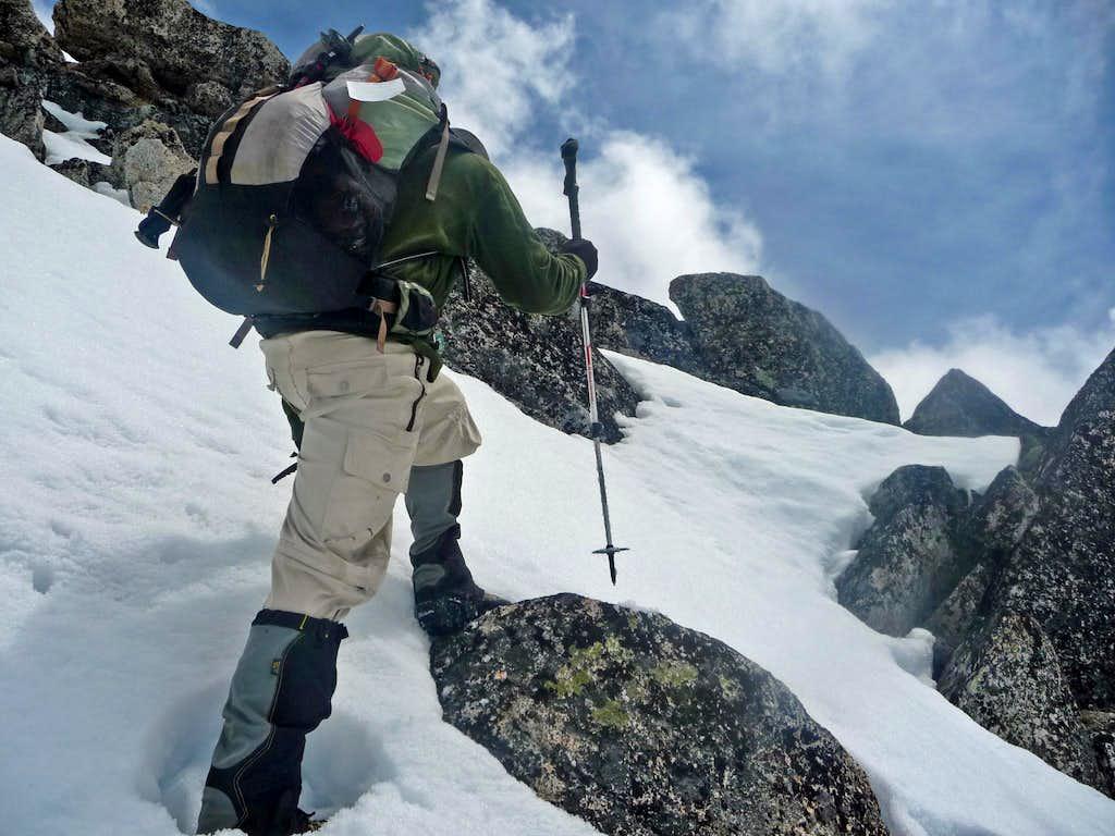 Gimpilator Checking out the Ridge