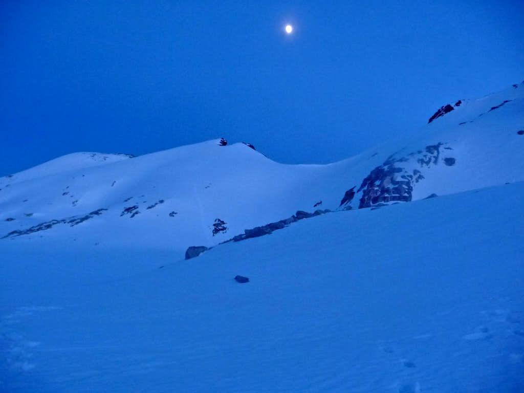 Evening in the Enchantment Basin