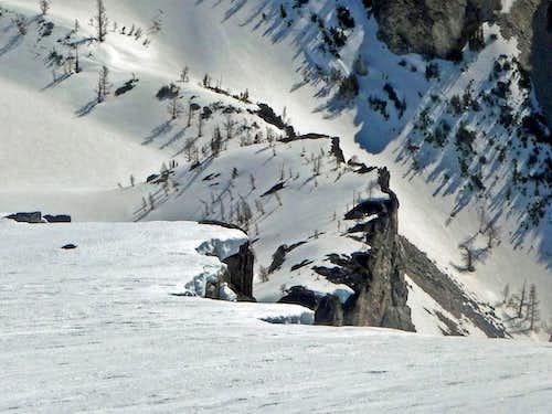 Little Annapurna's East Ridge