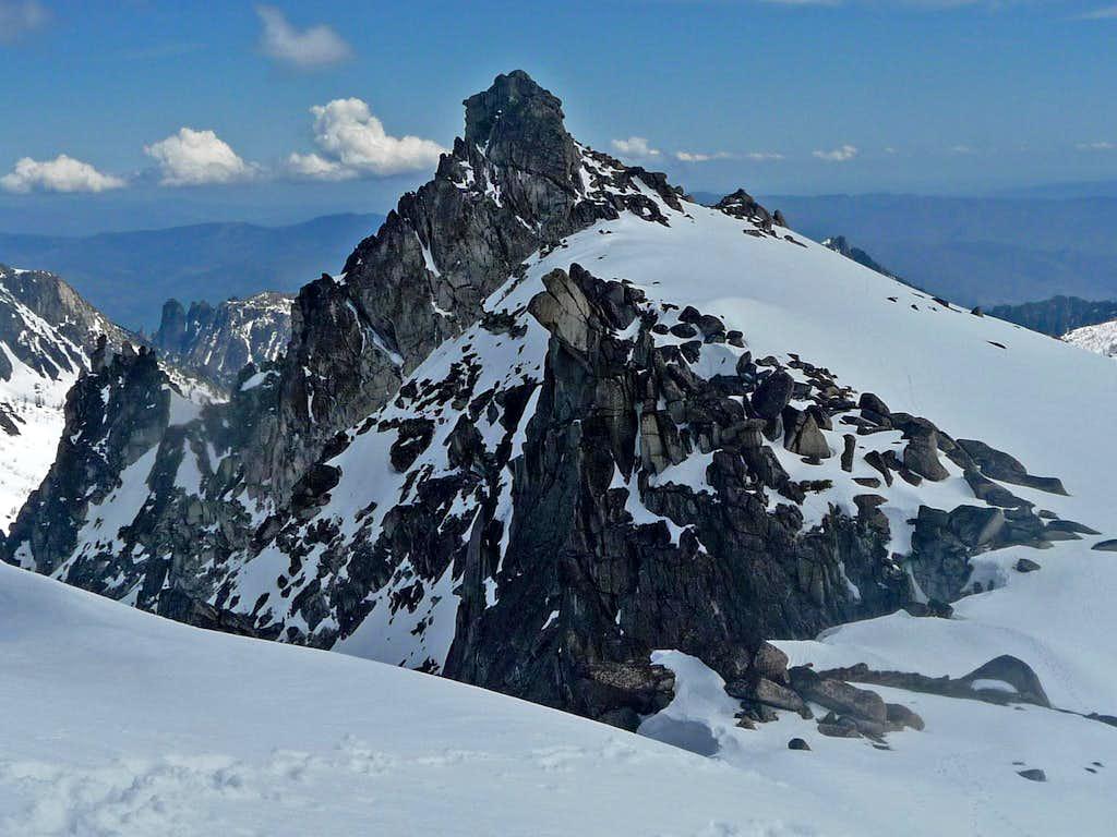 The Summit of Enchantment Peak