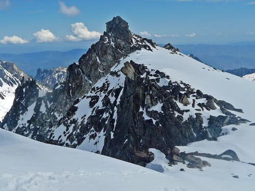 The Summit of Enchantment Peak