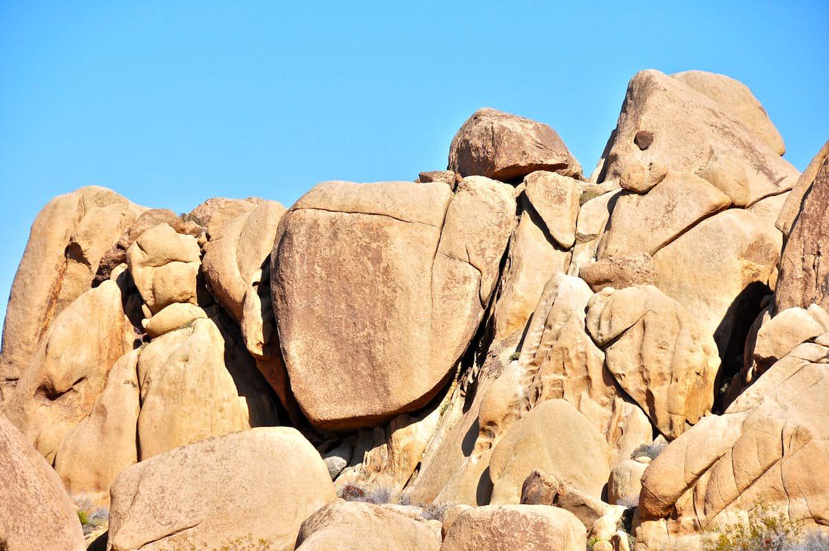 Split Rocks Parking Lot Climbing Hiking Mountaineering SummitPost