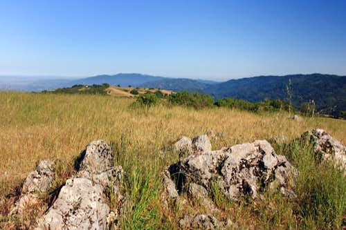 South Santa Cruz Mountains