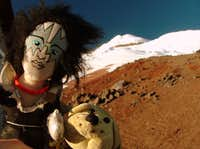 GT meets Ace Frehley (Kiss) in Cotopaxi.