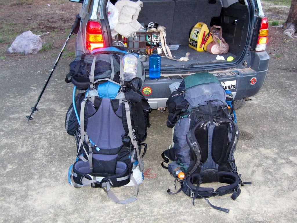 Heavy packs