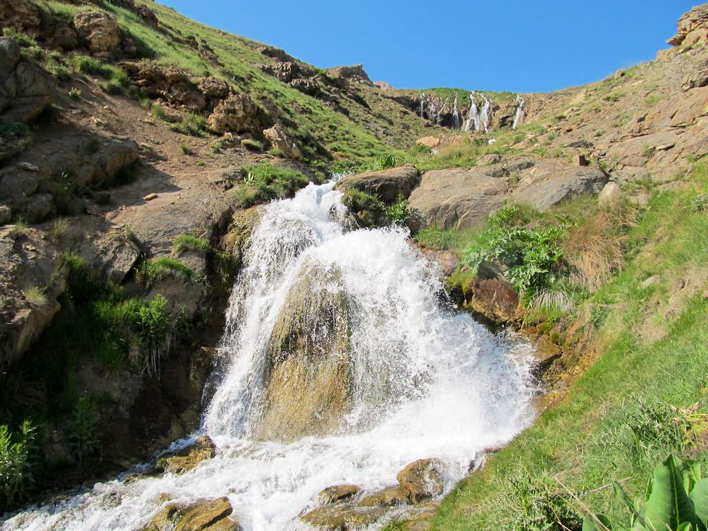 Ghoo waterfall-2