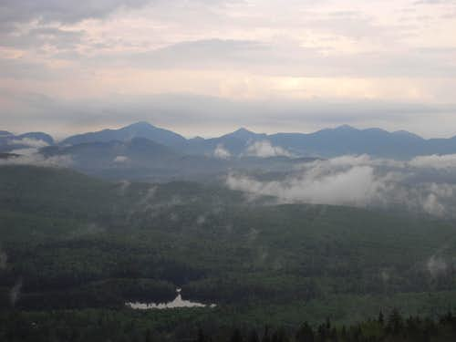 peaks from Goodnow