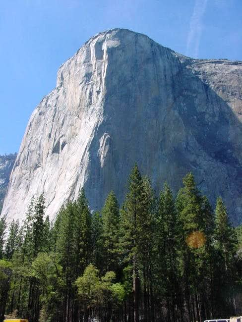The Nose on El Cap. May 17,...