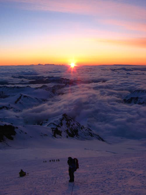Mt. Rainier - June 14th, 2011