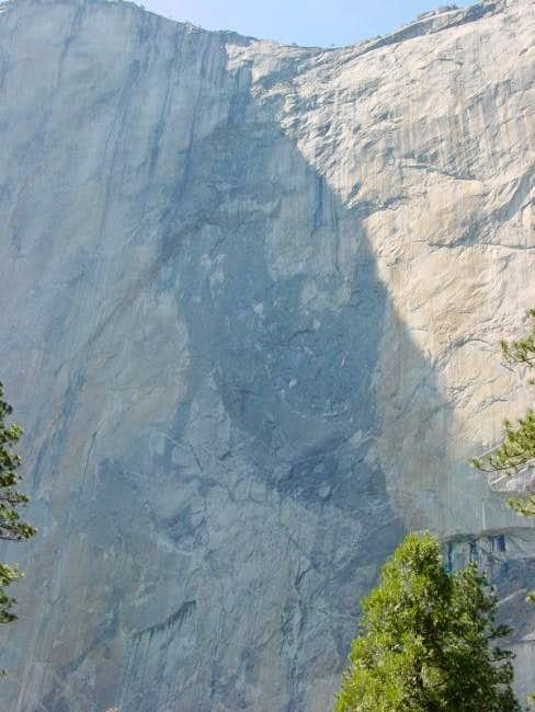 The North American Wall on El...