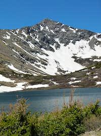 Comanche Peak and Lake