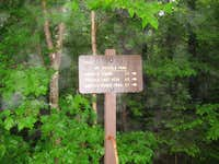 Mount Osceola Trail - Tripoli Road Trailhead