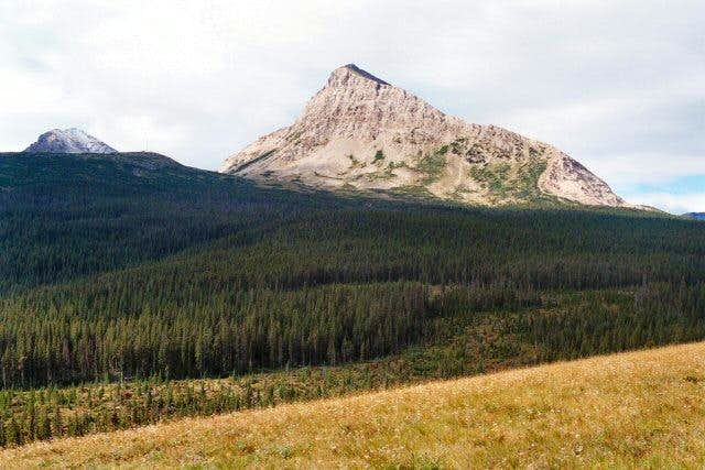 Divide Mountain, from the...