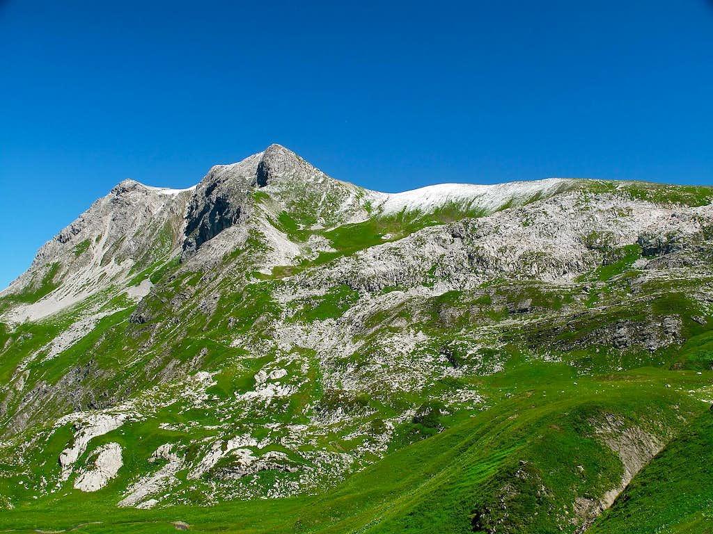 Wösterspitze (2558m)
