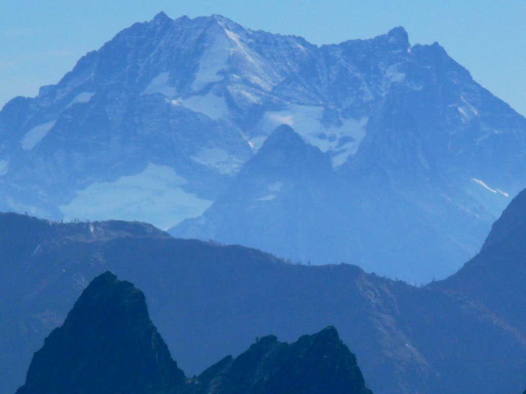 Bonanza Peak from Sahale
