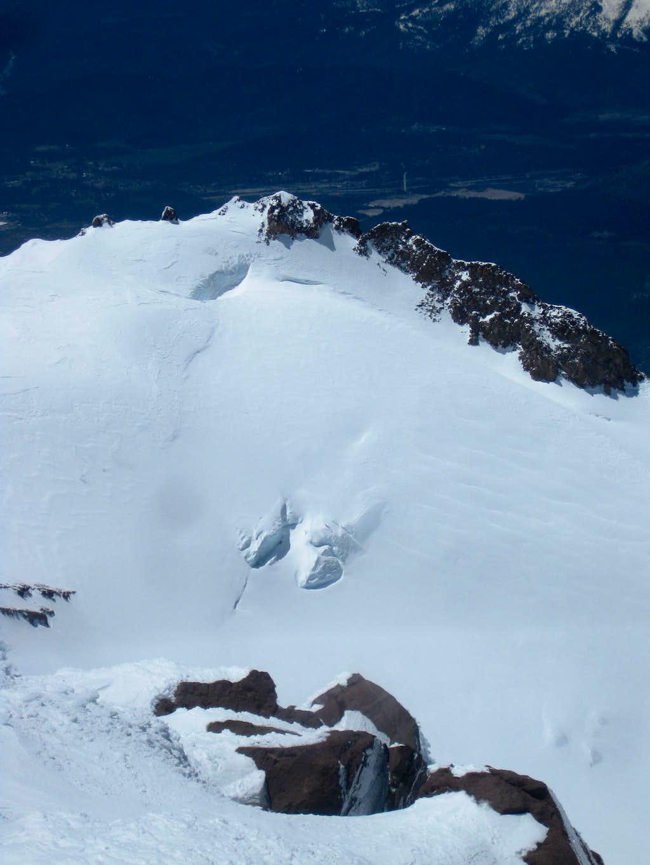 Whitney Glacier (May)