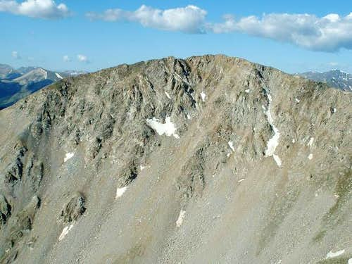 7/11/04: Mascot Peak