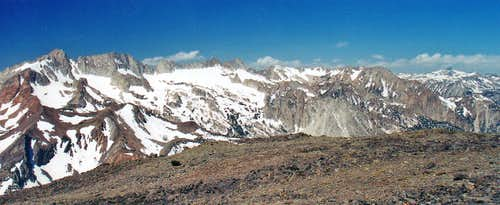 Crater Crest west pano