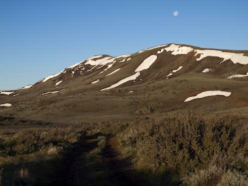Warner Peak