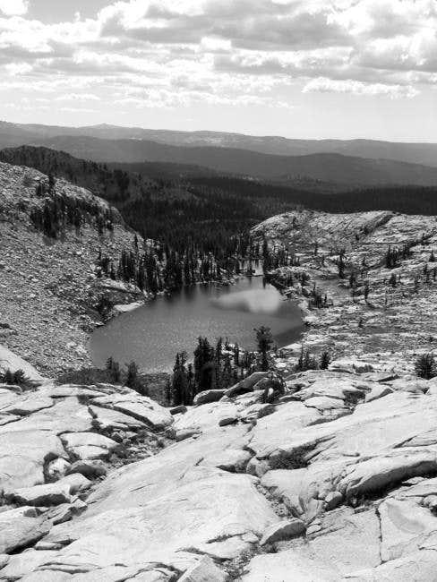 Lyons Lake. October 3, 2004.