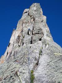 Wolfs Head-East Ridge