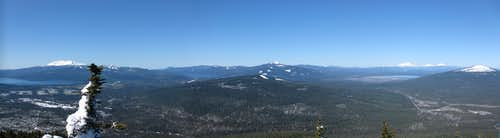Odell Butte Panorama