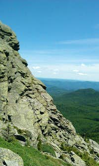 Camel\'s Hump South Face