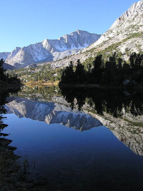 Mt. Goode and its reflection...