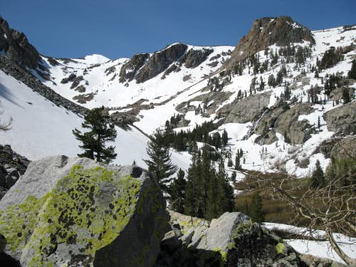 San Joaquin Mountain