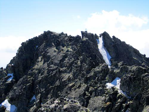 Gerlach summit