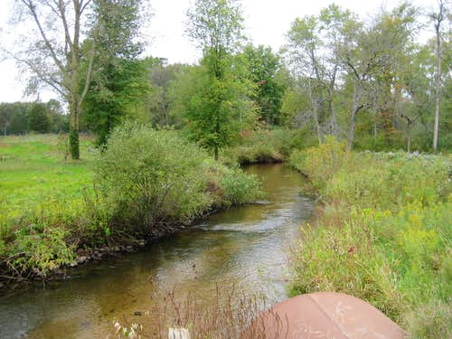 North Country Trail - Barry State Game Area (north) to M-37