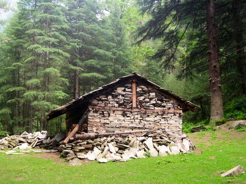 Kasol, North west India
