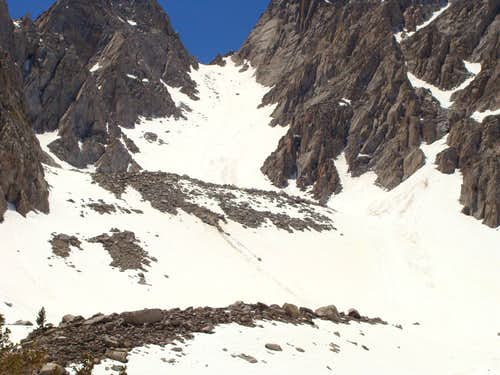 East Couloir  6/19/2011