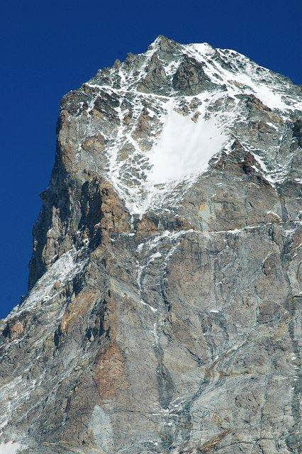 Dent Blanche from NW