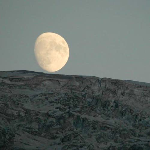 Moon, glacier de Ferpècle